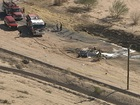 PCSO: One dead after plane crash near Maricopa