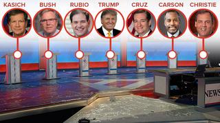 RECAP: Republicans face off in GOP Debate