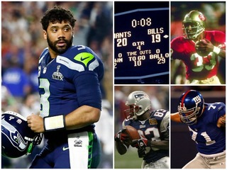 Ranking the 5 BEST Super Bowls of all-time