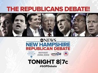 LIVE VIDEO: Republicans face off in GOP Debate