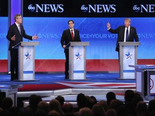 Who won? Rubio faces attacks in GOP debate