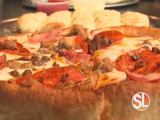Pie Five Pizza: Custom pizzas in 145 seconds