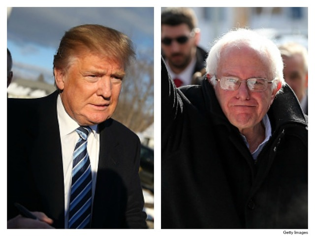 Trump, Sanders prevail in New Hamphire