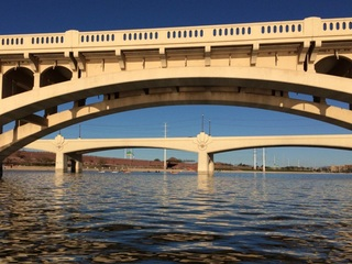 Crews preparing to drain Tempe Town Lake