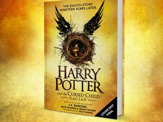 OMG! New Potter play coming out in book form