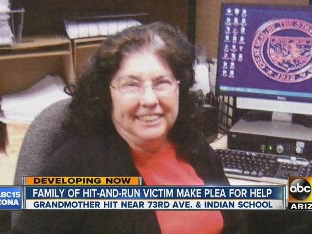 Family of hit-and-run victim plead for help
