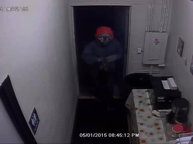 Net Clicks robbery