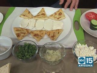 Mediterranean cuisine from Saba's