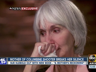 Columbine shooter's mother breaks silence