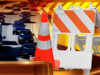5 roads to avoid this weekend around the Valley