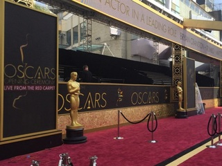 Here's your backstage pass for the Oscars!