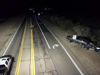 Toddler killed in San Tan Valley crash on Friday