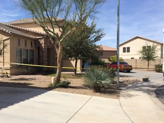 PD: Ex shoots man, himself in Maricopa barricade