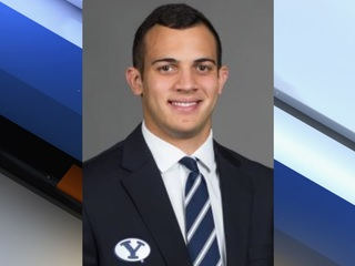 BYU football player from AZ arrested in Utah