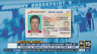 Arizonans Can Begin Obtaining Real Id Compliant Licenses