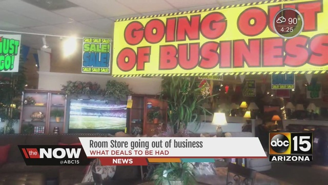 The Roomstore Is Filing For Bankruptcy Does This Mean Some Good Deals For Shoppers Abc15 Arizona