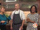 Chef shares his tips for success in the kitchen