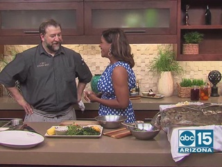 Spring dishes from Kitchen West