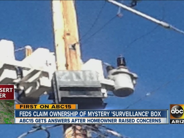 Owners of mystery box on PHX utility pole found