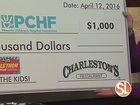 Charleston's gives back