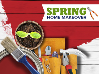 RULES: Spring Home Makeover Sweepstakes