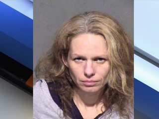 MCSO: Woman leaves dog in hot car in Buckeye