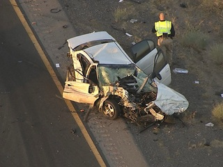 SR-347 reopens after deadly crash