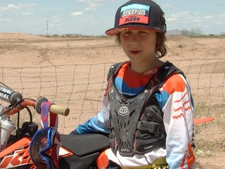 Small Stars: Young Motocross champ fears nothing