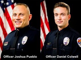 Donation accounts set up for 2 Chandler officers