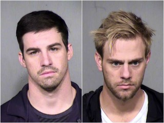 Men steal $21K in equipment from Mesa golf club
