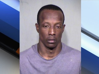 PD: Mesa man threatened with 'Rambo style knife'