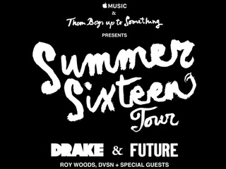 Drake, Future bringing summer tour to Phoenix