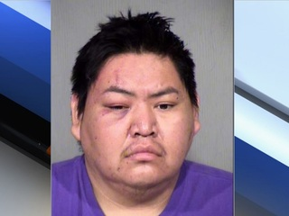 Tempe man arrested for crash in neighborhood