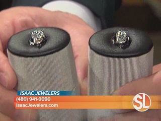 Isaac Jewelers, specializing in luxury jewelry