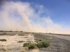 ADOT closes 62 miles of I-10 for blowing dust