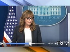 VIDEO: Allison Janney leads White House briefing