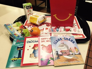 4/30: Free books, treats for kids at McDonald's