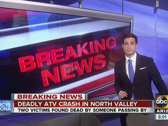 Two dead after ATV crash