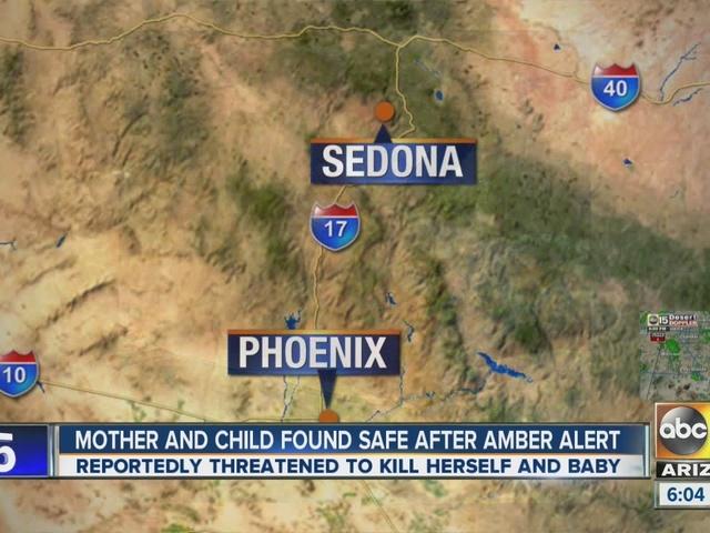 Verde Valley Amber Alert canceled