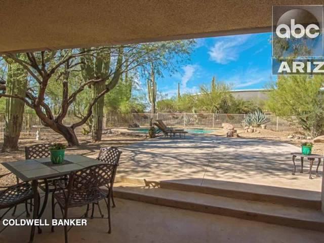 Unique Valley home features bomb shelter_abc15 money