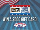 Nominate a veteran who has gone above and beyond