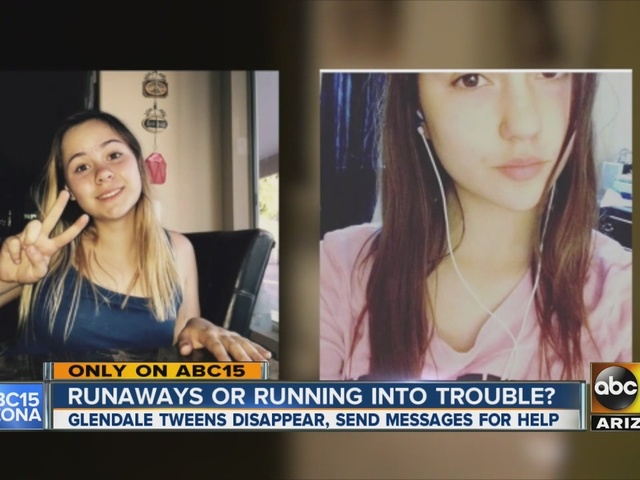 Glendale tweens disappear, send messages for help