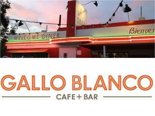 Gallo Blanco, Welcome Diner opening in Phoenix