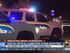 PD: Man shot overnight in South Phoenix