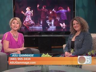 Watch ANNIE at ASU Gammage