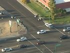 PD: PHX police officer dragged in hit-and-run