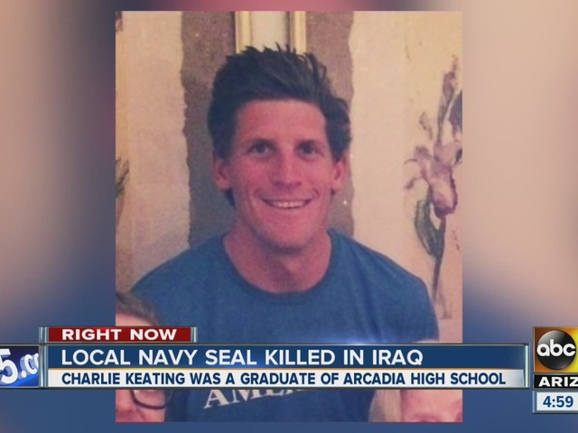 Navy SEAL killed in Iraq identified as an Arizona native