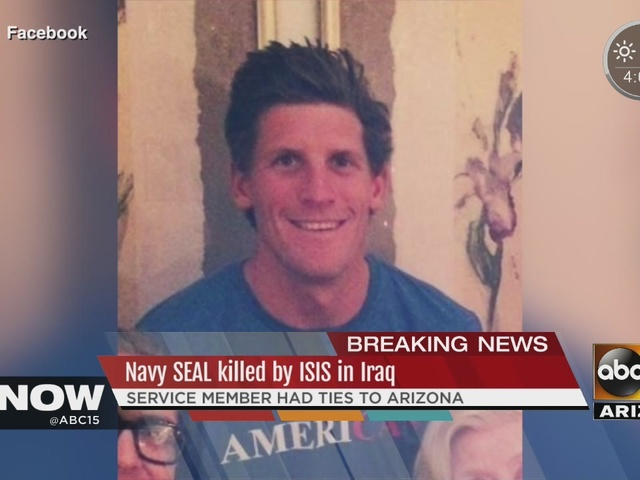 Navy Seal killed by ISIS in Iraq