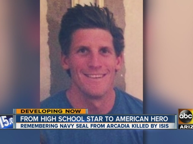 Remembering Navy SEAL from Arcadia