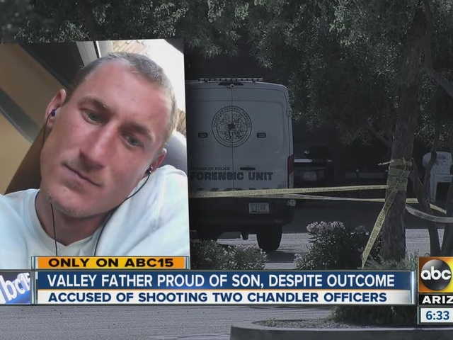 Valley father proud of son, despite outcome